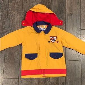 Boys Fireman Jacket!!
